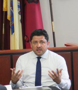 Panel 1 Moderator, Peter Lyons