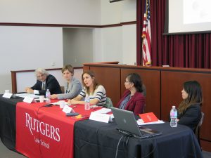 Panel 2: Henry Gabriel (Moderator), MJ Durkee, Ayelet Berman, Kish Parella, Helen Medina