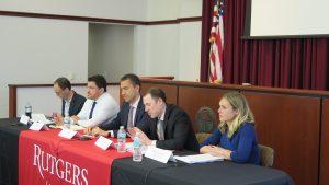 Panel 3: David Zaring (Moderator), Peter Lyons, Jared Roscoe, Jonathan Balcom, Christina Skinner