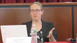 Panel 4: Shana Starobin